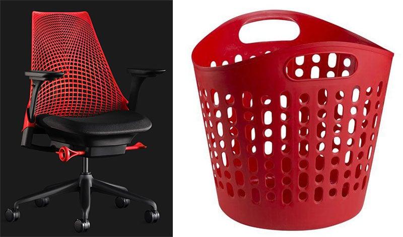 Herman Miller Sayl gaming chair
