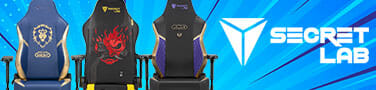 Review of all Secretlab gaming chairs