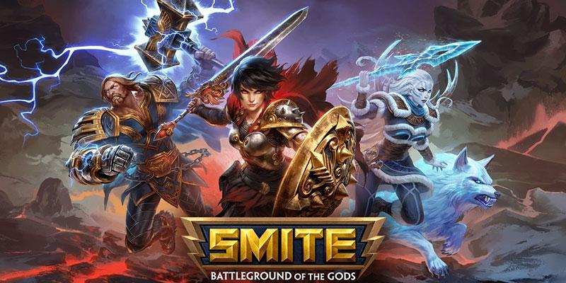 SMITE video game