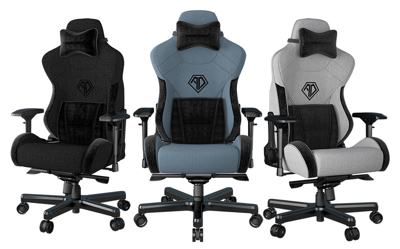 T-Pro 2 Series gaming chairs