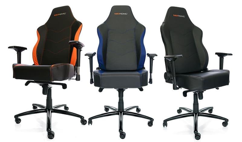 Maxnomic XL-Series Titanus chairs