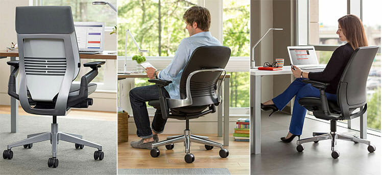 Steelcase work-from-home chairs
