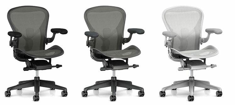 Aeron chair designs