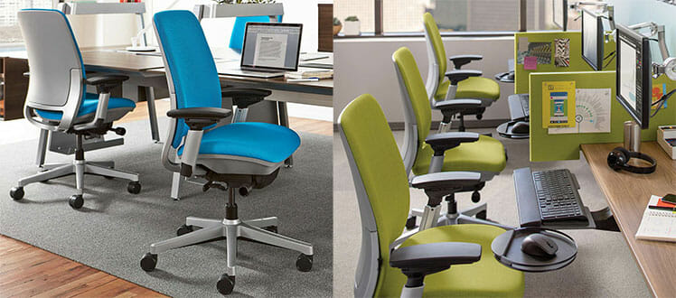 Steelcase Amia chair advice