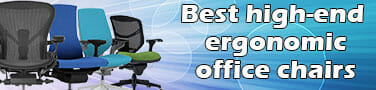 Best high-end ergonomic task chairs