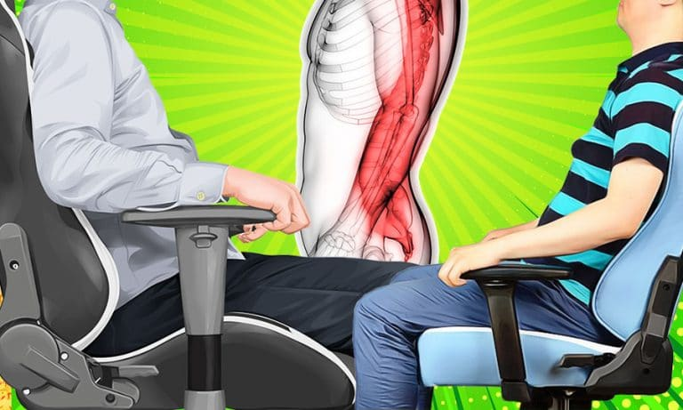 Peer-reviewed ergonomic chair guidelines for healthy sitting