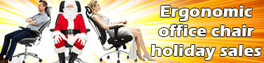 Ergonomic office chair holiday discount sales specials