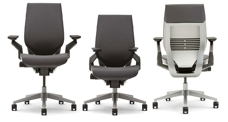 Steelcase Gesture chair dimensions