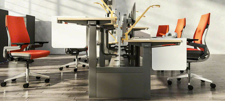 Steelcase Gesture ergonomic chairs
