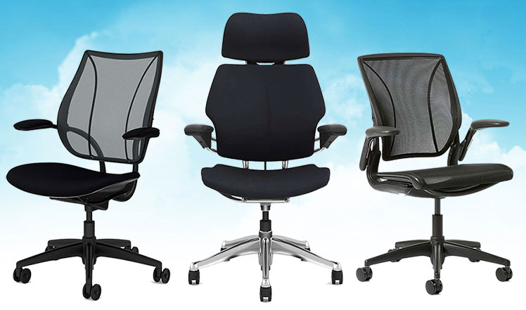 Humanscale featured chairs