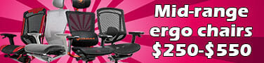 Best affordable ergonomic task chairs