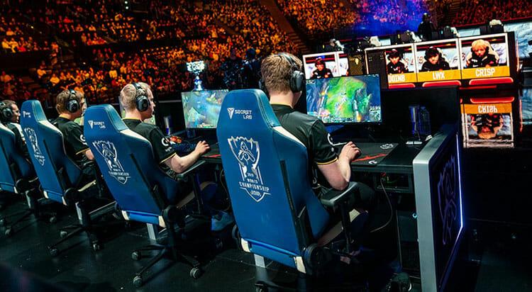 Secretlab League of Legends Finals