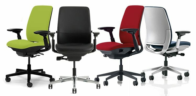 Steelcase Amia chair review