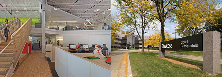 Steelcase global headquarters
