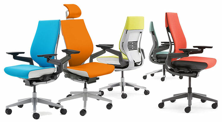 Steelcase Gesture ergonomic chair review