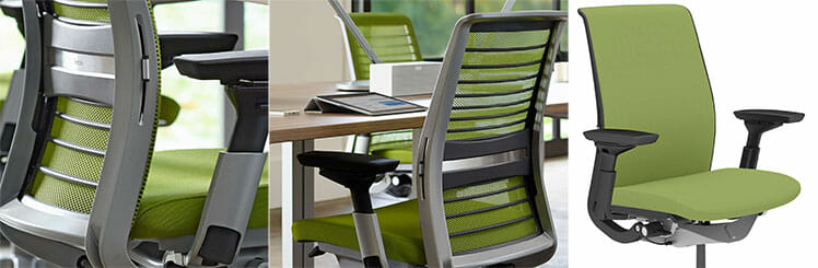 Steelcase Think chair features