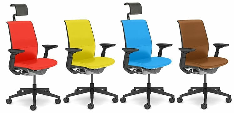 Steelcase Think ergonomic chairs