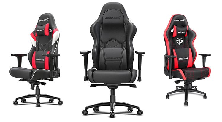 Anda Seat large gaming chairs