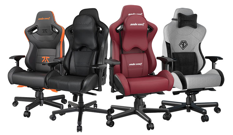 Anda Seat premium gaming chairs