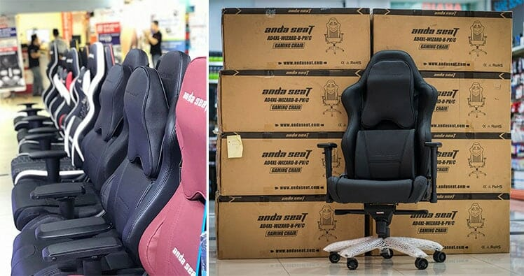 Anda Seat gaming chairs