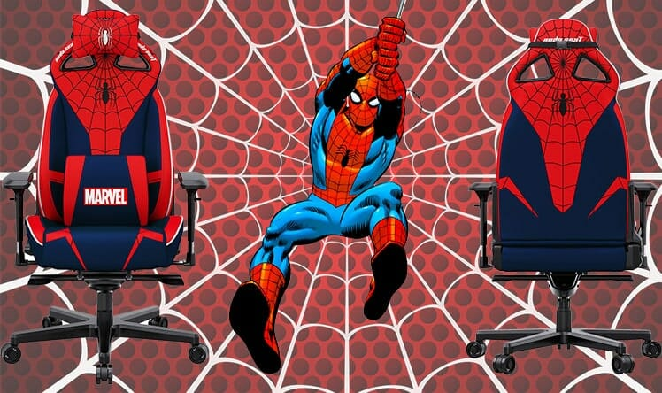 Anda Seat Spider-Man gaming chair review