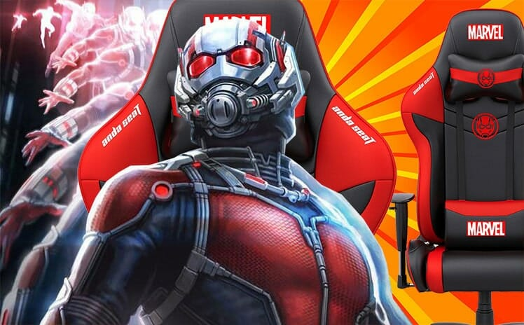 Ant-Man gaming chair specifications