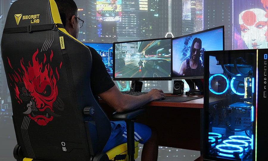 Secretlab Titan Cyberpunk 2077 gaming chair review