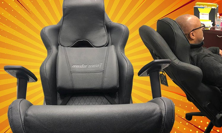 Anda Seat Dark Wizard review