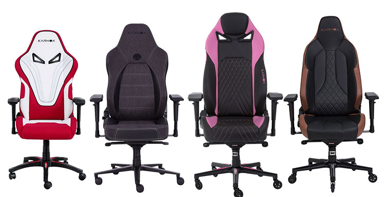 Karnox gaming chair collection