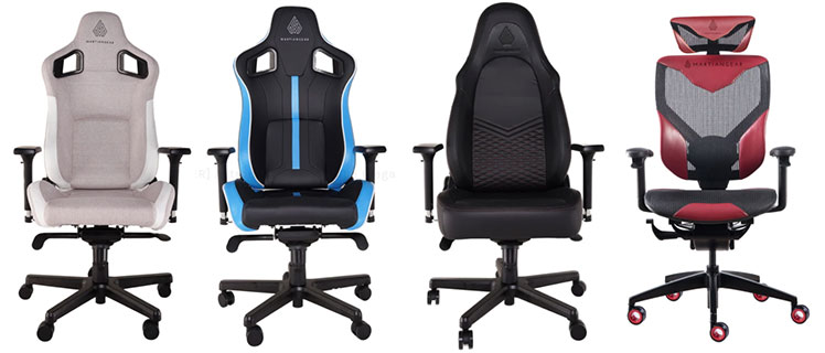 Martiangear gaming chairs