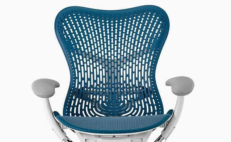 Mirra 2 armrests