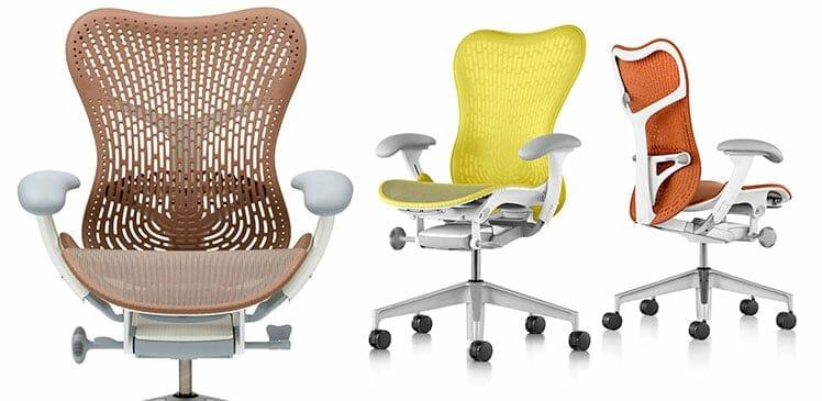 Mirra 2 ergonomic chair review