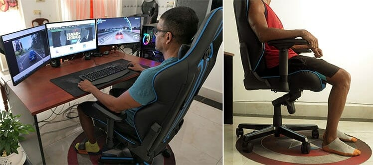DXRacer Racing Pro Series review