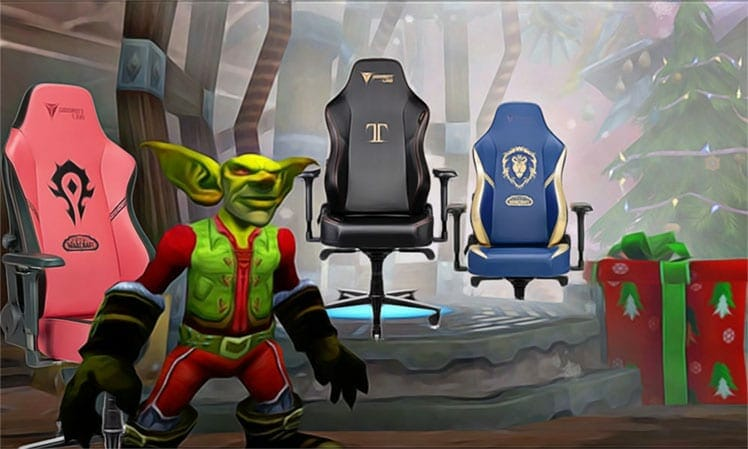 Secretlab Xmas gaming chair sale