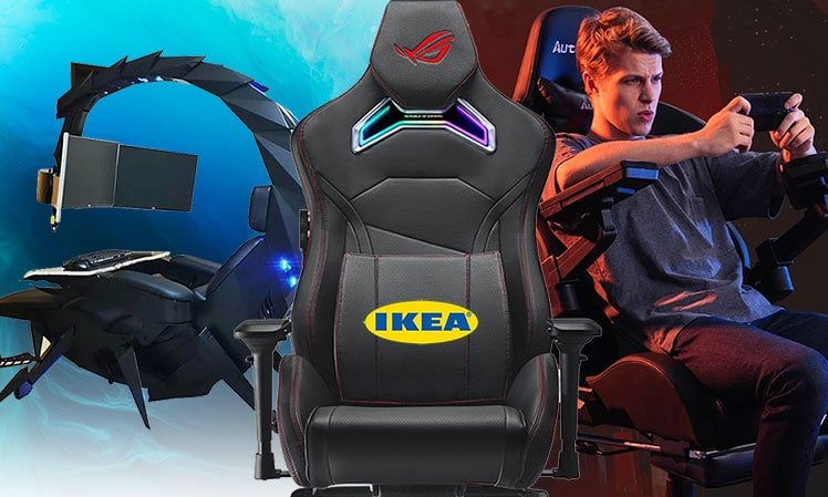 Gaming chair industry trends for 2021