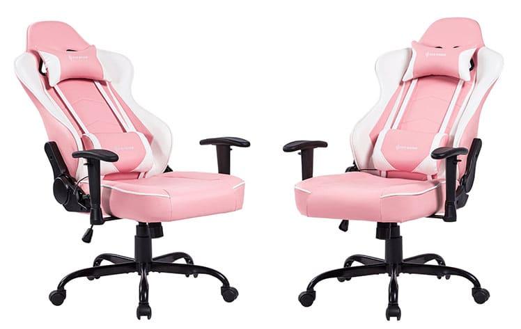Von Racer pink ADDAX chair