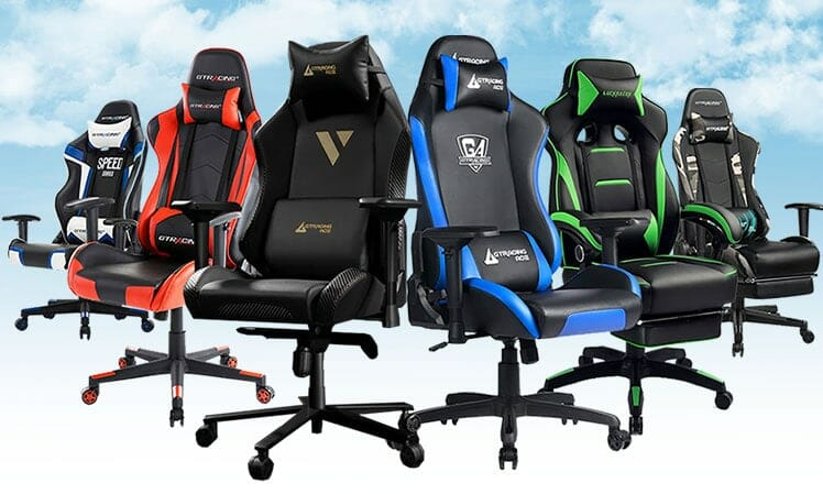Review of the best GTRacing gaming chairs of 2021