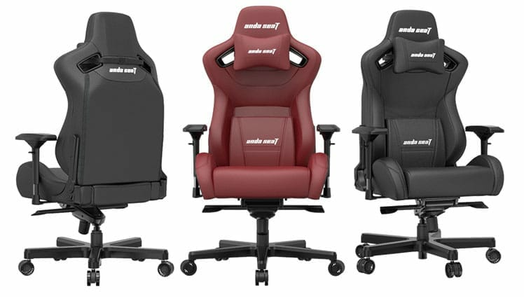 Anda Seat Kaiser Series gaming office chairs