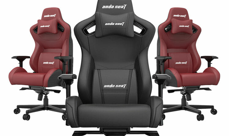 Anda Seat Kaiser Series gaming chairs