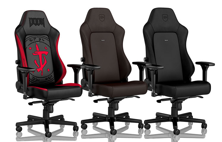 Noblechairs HERO specialty editions