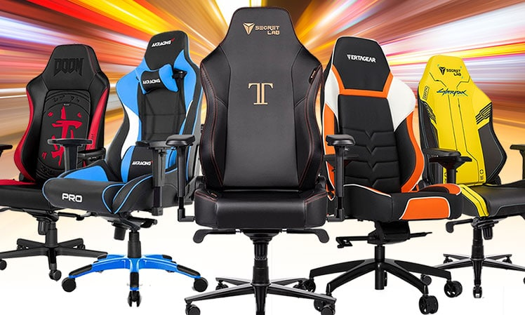 Best high-end luxury gaming chairs of 2021
