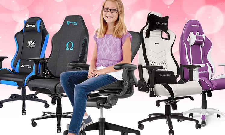 Best small ergonomic gaming chairs of 2021