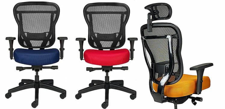 Oak Hollow Aloria Series chair review