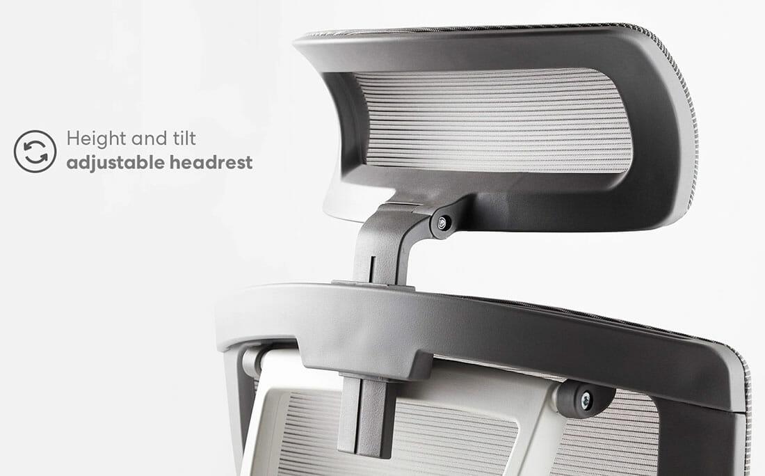 Autonomous chair headrest