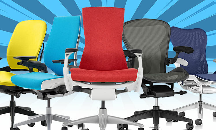 Best high-end ergonomic task chairs of 2021