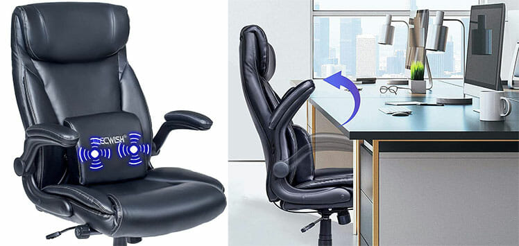 Elecwish Executive office chair review