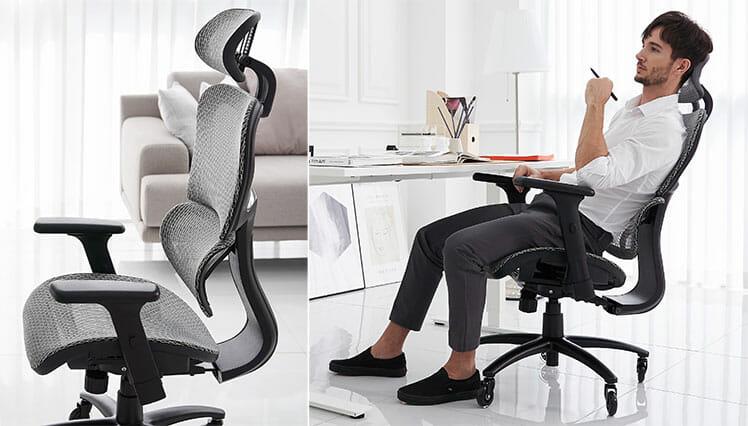 Ergo3D ergonomic chair