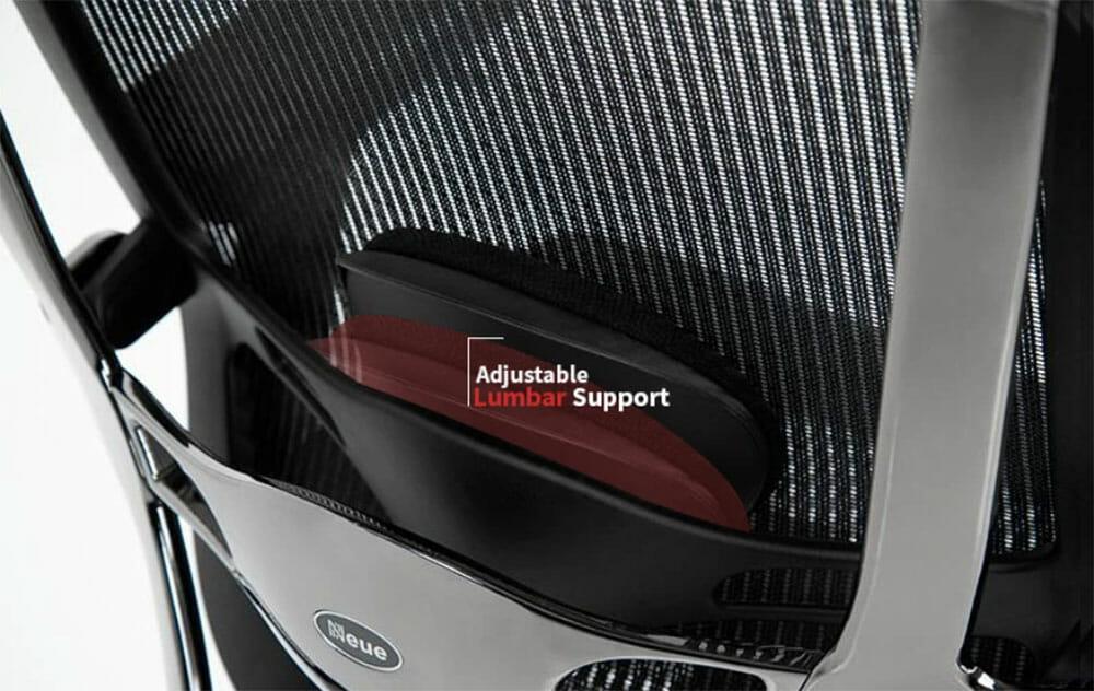 NeueChair lumbar support