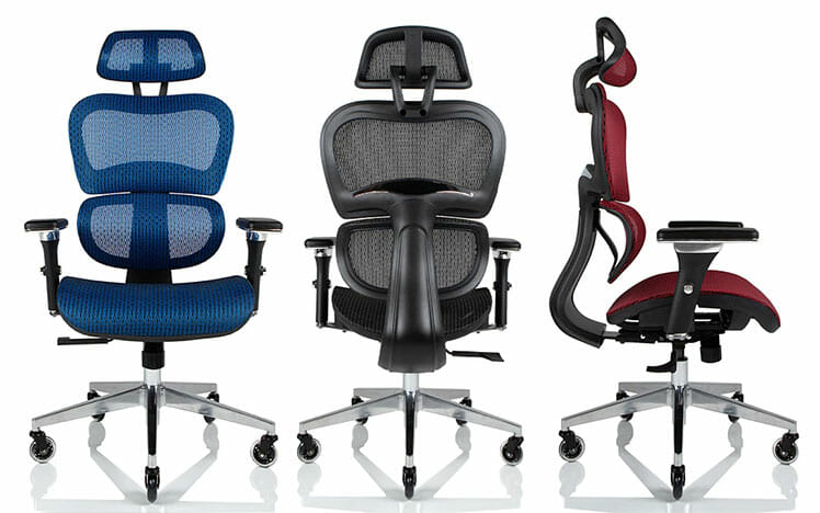 Nohaus Ergo3D office chair review