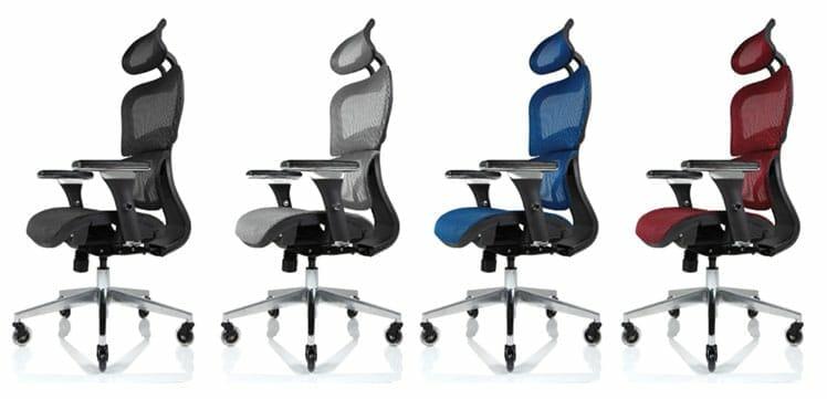 Nohaus Ergo3D ergonomic office chair